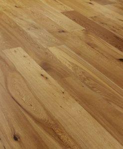 Wide Plank Oak engineered flooring 189mm