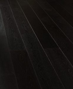 Carbon Baked super engineered real wooden flooring London stock Oak 180mm