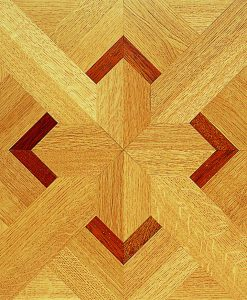 Parquet Panel Soho Exotic Dance Panel wood floor