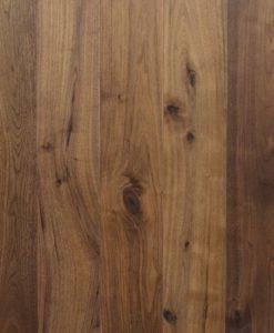 Black American Walnut engineered real wood floor 150mm