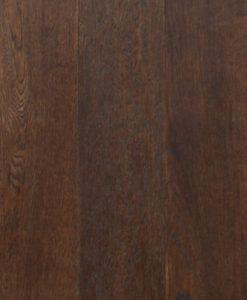 Burnt Cocoa Oak hardwood floor Plank 148mm