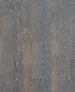Dark Grey Oiled Oak Engineered Parquet wood floor 200mm