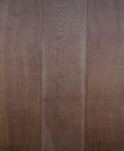 Dark Fumed Oak Plank engineered real wood flooring 148mm