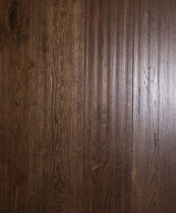 Super engineered wide oak handscraped
