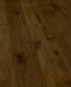Super engineered wide toasted oak handscraped planks London stock 189 mm