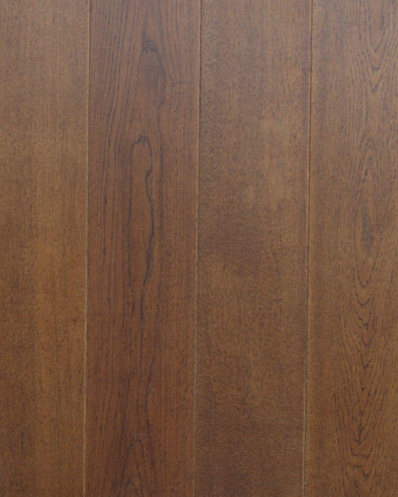 Teak finish plank engineered hardwood floor 148mm for Hardwood floor finishes