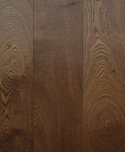 Tuscan Brown Oak Plank engineered floating hardwood floor
